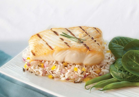 Wild Pacific Halibut